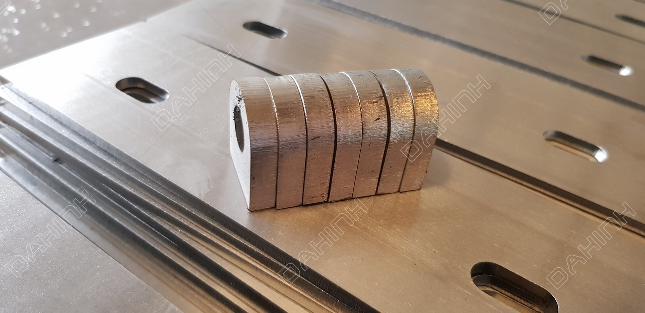 Cắt laser inox dày tại Đa Hình