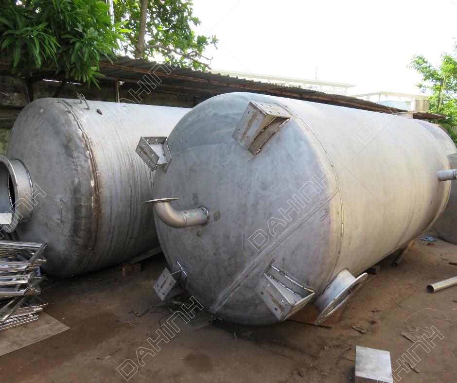 Tank inox được ứng dụng trong nhiều lĩnh vực khác nhau