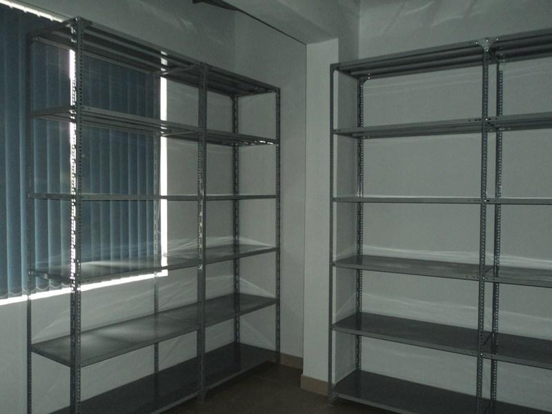 Gia công giá để hàng thép sơn tĩnh điện theo yêu cầu