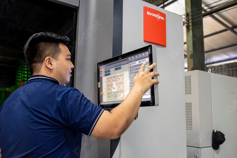 Công ty cơ khí Đa Hình chú trọng xây dựng đội ngũ nhân lực chất lượng cao