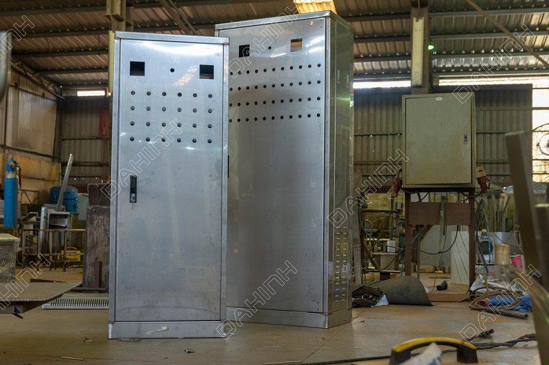 Gia công tủ điện inox theo yêu cầu, đảm bảo độ bền cao