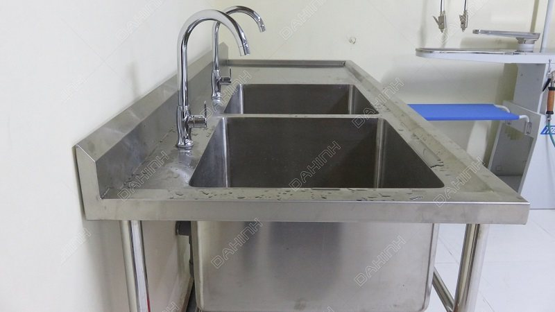 Đơn vị sản xuất thiết bị bếp inox công nghiệp chất lượng cao tại Hà Nội