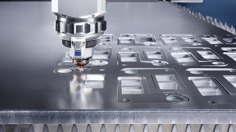 Ưu nhược điểm của phương pháp cắt laser kim loại.