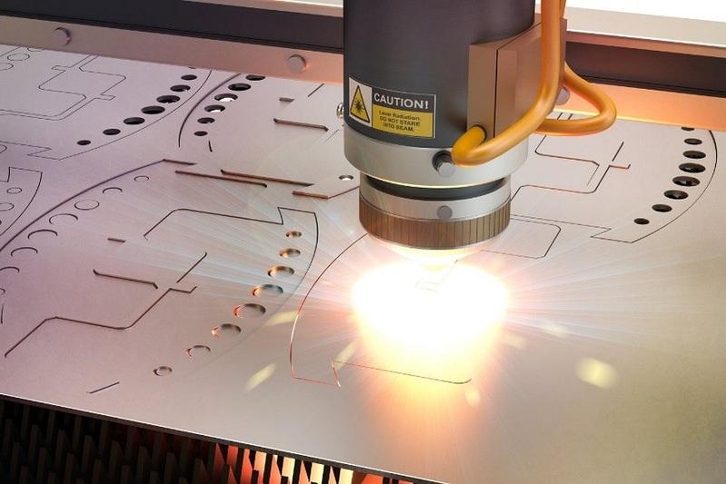 Lưu ý khi thực hiện cắt laser thép.