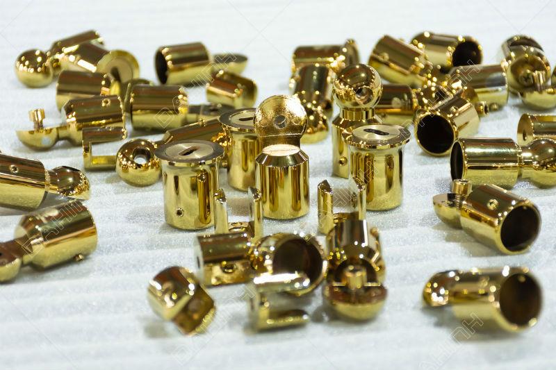 Mạ PVD Inox Đa Hình Mạ vàng vàng hồng inox