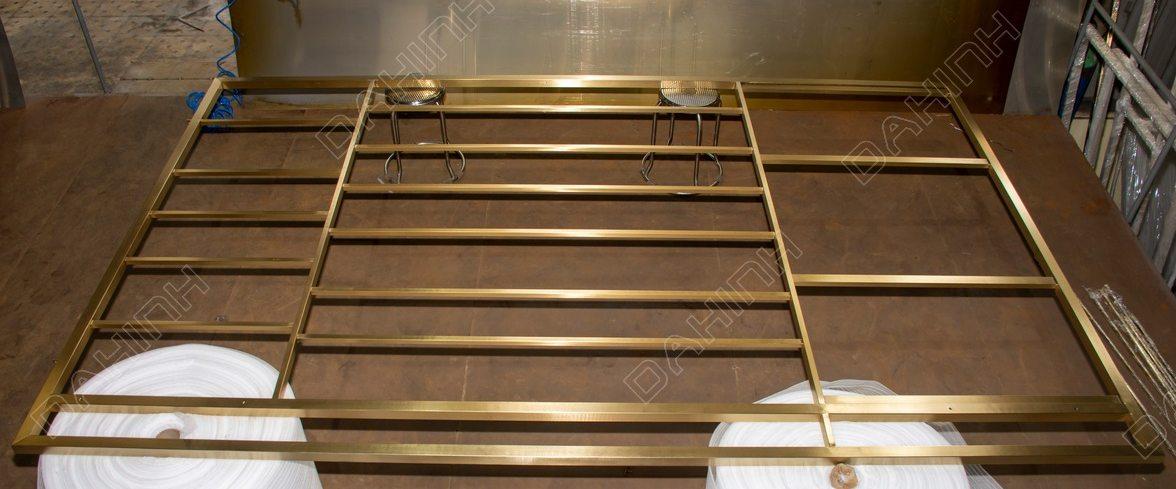 Mạ PVD Inox mạ vàng theo yêu cầu tại Hà Nội