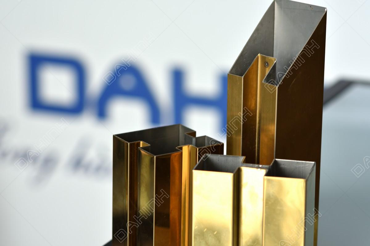 Dẫn đầu thị trường Hà Nội về chất lượng inox mạ vàng