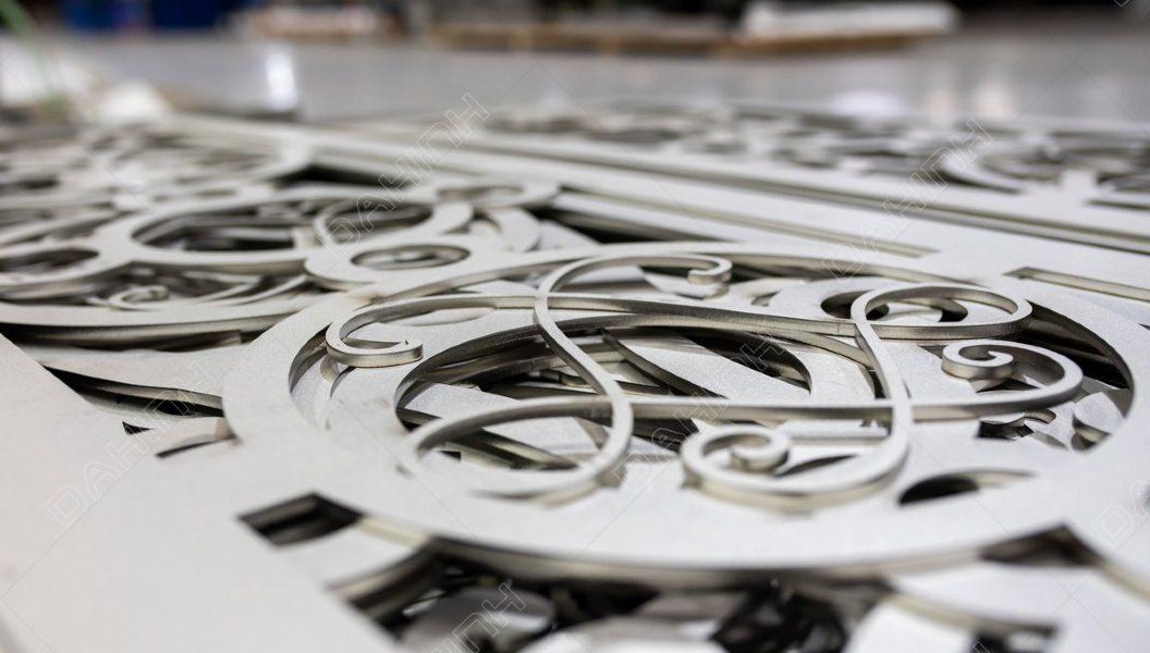 Cắt laser hoa văn Vách ngăn CNC tại Hà Nội