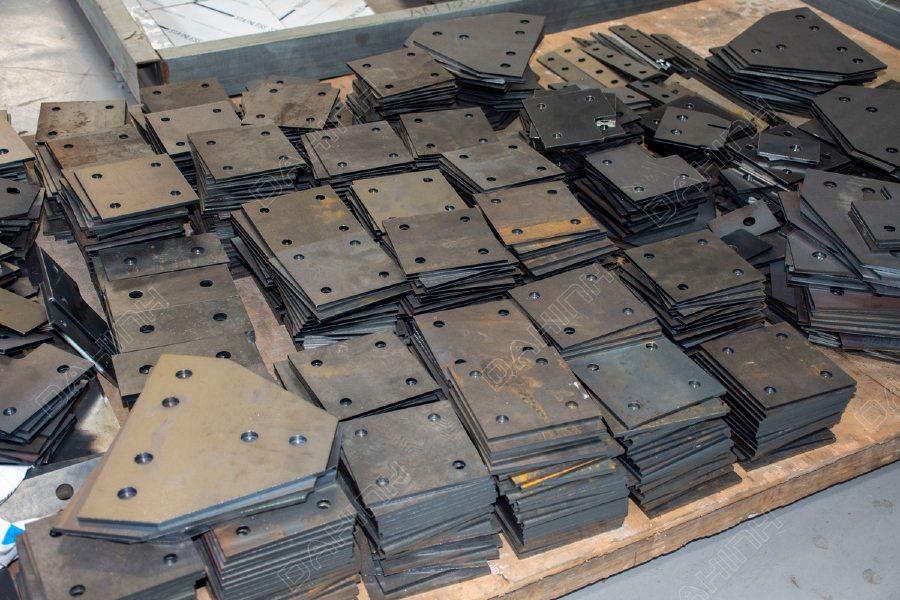 cắt laser bản mã gia công kim loại