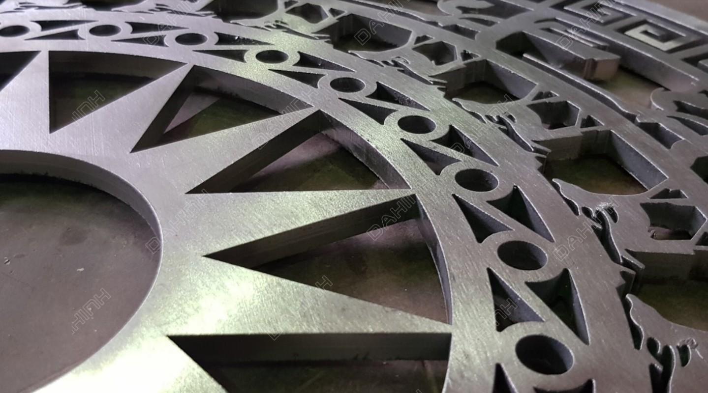 cắt laser cnc inox sắt thép theo yêu cầu