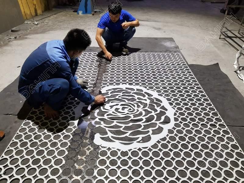 Gia công kim loại tấm tại Hà Nội