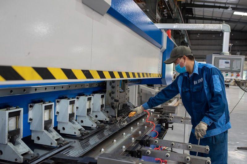 Máy cắt laser CNC Đa Hình