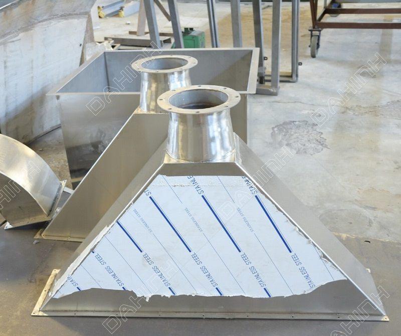 Bích nối là vật tư không thể thiếu trong thi công các hệ thống đường ống dẫn công nghiệp