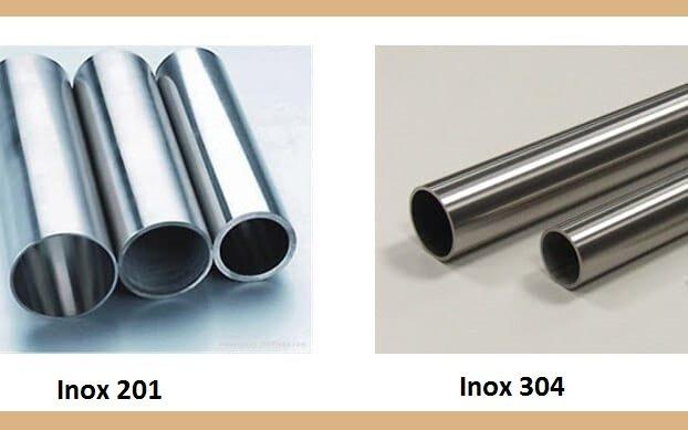 Phân tích thành phần hóa học là cách chính xác nhất để nhận biết inox 304 và inox 201, inox 316
