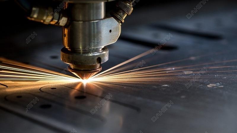 Cắt laser là phương pháp cắt kim loại hiện đại bậc nhất hiện nay