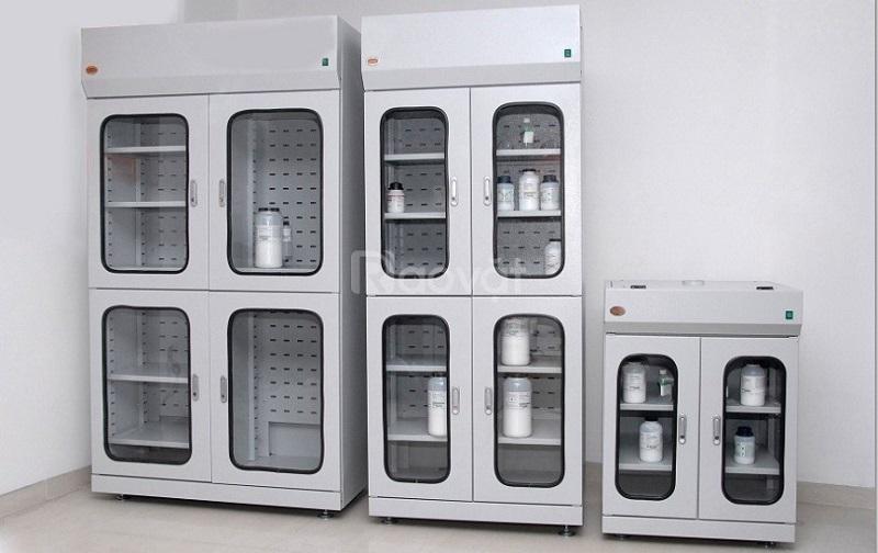 Trung tâm cơ khí Đa Hình chuyên gia công tủ đựng hóa chất theo yêu cầu tại Hà Nội