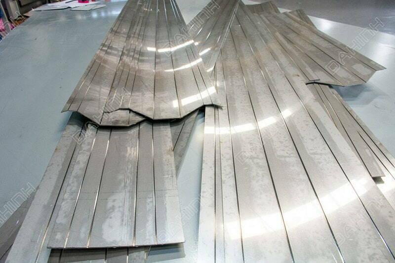 Đa Hình gia công cắt chấn tôn tấm theo yêu cầu tại Hà Nội