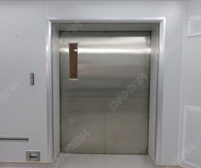 Sản xuất cửa phòng sạch bằng inox chất lượng cao tại Hà Nội